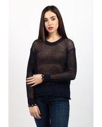 Roberto Collina Sweater - Bleu