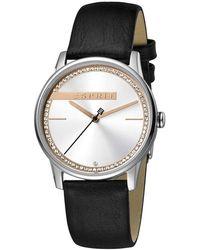 Esprit Watch Es1l082l0015 - Grijs