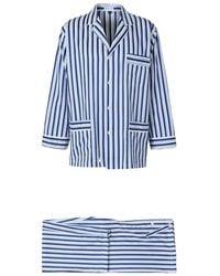 Santa Eulalia Pajamas - Blauw