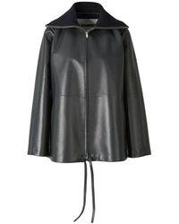 Jil Sander Coat - Negro