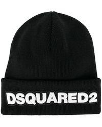 DSquared² Hat - Zwart