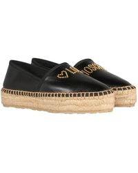 Love Moschino W.shoe - Zwart