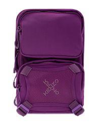 KENZO Backpack - Paars