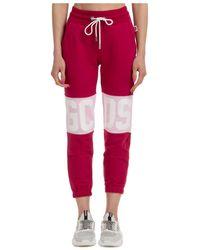 Gcds Sweatpants - Rood