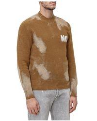 Tigran Avetisyan Crewneck Sweater - Marrone