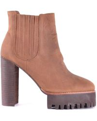 Jeffrey Campbell Shoes - Marrone