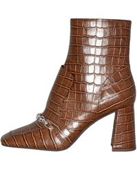 Jeffrey Campbell Ankle Boots Patti 2ch - Bruin