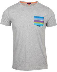 Gallo T-shirt - Grigio
