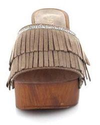 CafeNoir Nc603 With heel - Marron