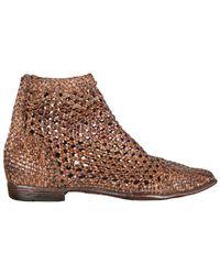 LEMARGO Boots - Braun