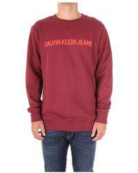 Calvin Klein - J30j307758 Sweatshirt - Lyst