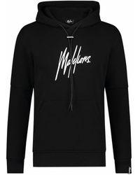 MALELIONS Hoodie - Zwart