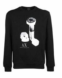 Armani Exchange Knitwear - Zwart