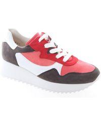 Paul Green Caritas Sneakers - Rosso