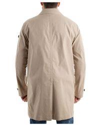 Peuterey Trench Ruster Coat Beige - Neutro