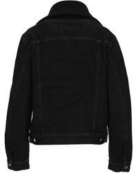 Helmut Lang Outerwear K10Dw101D Negro