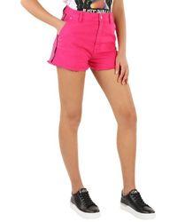 Just Cavalli Shorts - Roze