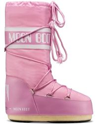 Moon Boot Winter Boots - Roze