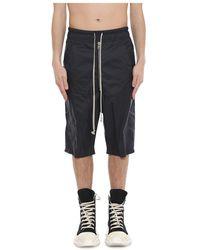 Rick Owens Shorts - Negro