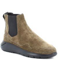 Hogan - Boots Marrón - Lyst