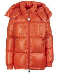 Moncler Jacket - Oranje