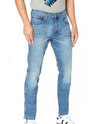 Wrangler Jeans W18sq892r - Blauw