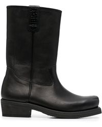 Our Legacy Flat TOE Boot - Nero
