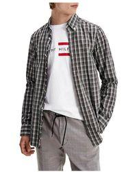 Tommy Hilfiger Shirt - Grijs