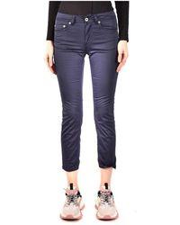 Dondup Trousers - Blauw