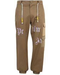Loewe Vintage Cargo trousers - Natur