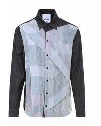 Koche Shirts sk 2dl 0011s30697 - Negro