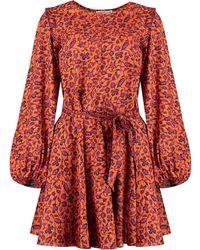Harper & Yve Mila Dress - Oranje