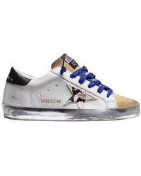 Golden Goose Superstar Sneakers - Wit