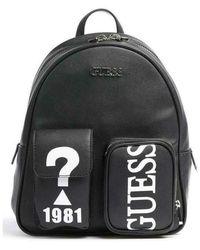Guess Backpack - Zwart