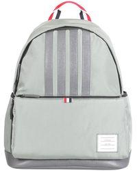 Thom Browne Backpack - Gris