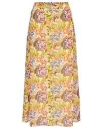 ONLY Skirt - Geel