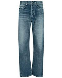 Ambush Bmya002s21den0014500 Jeans - Blauw
