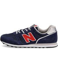 Fay Ml373cs2 Sneakers - Blauw