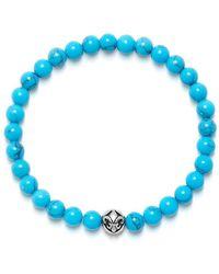 Nialaya Horlogebandje - Blauw