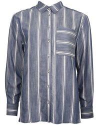 2-Biz Simona Shirts - Blauw