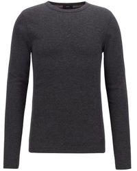 BOSS Orange Sweater - 50401846-001 - Noir