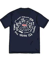 Supreme T-Shirt - Blu