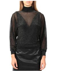 Alberta Ferretti Sweater - Zwart