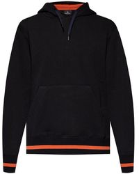 PS by Paul Smith Hoodie with logo - Negro