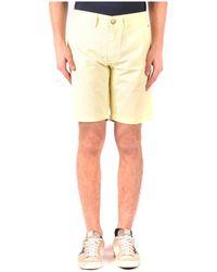 Sun68 Shorts - Geel