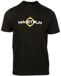 MA.STRUM T-shirt - Noir