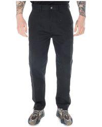 Obey Trousers 142020131 - Zwart