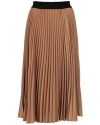 Shirtaporter Skirt - Marron