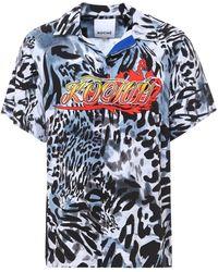 Koche Shirt sk 2dl 0007s53340 - Negro