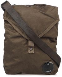 C.P. Company Shoulder Pack - Groen